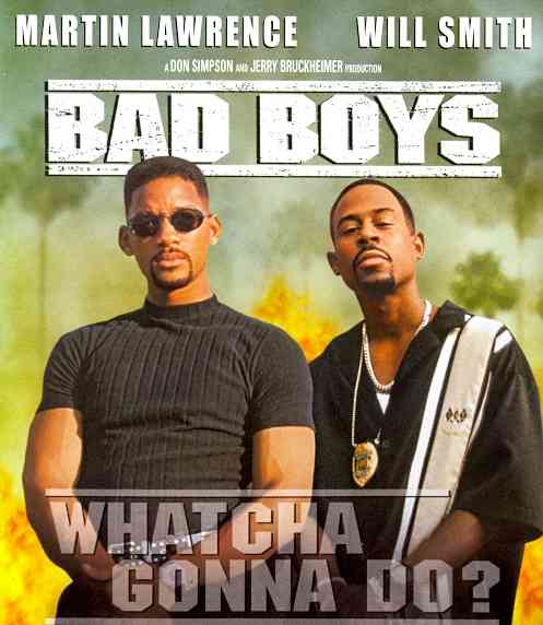 BAD BOYS BY LAWRENCE,MARTIN (Blu-Ray)