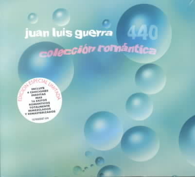 COLECCION ROMANTICA BY GUERRA,JUAN LUIS (CD)